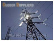 ELECTRIC INDUSTRY RUBBER SUPPLIERS